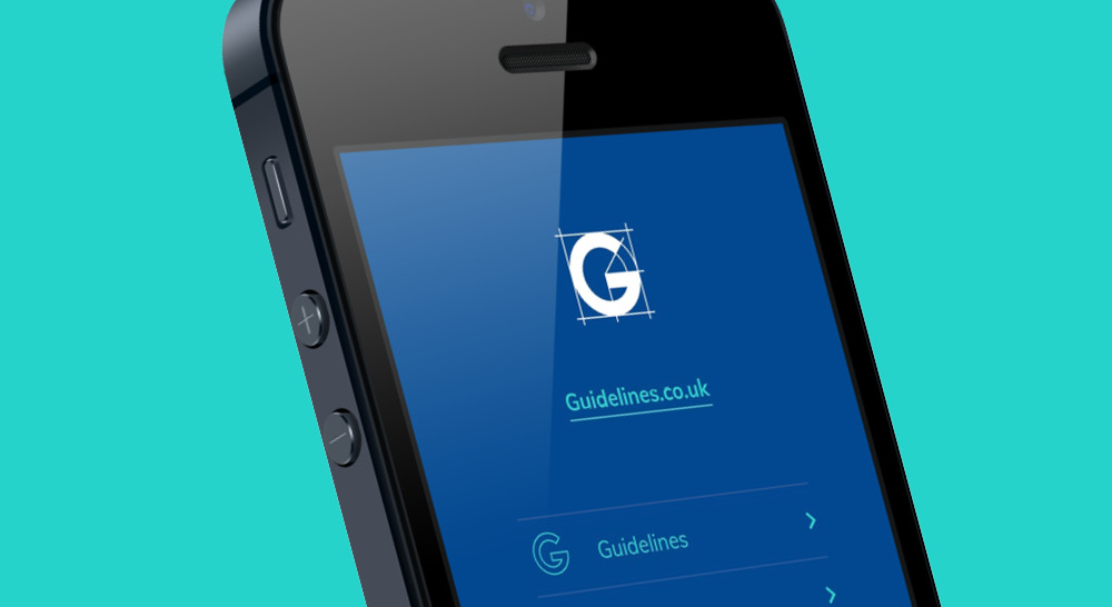 Guidelines app