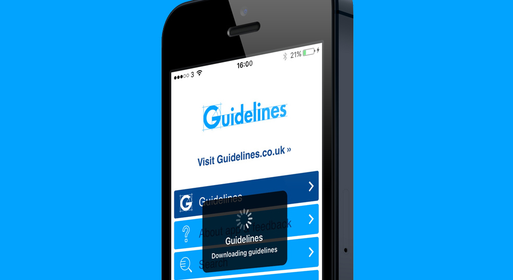 Guidelines & Nurses apps